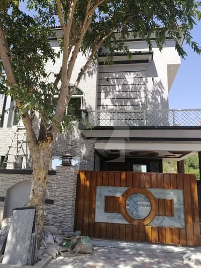 11 Marla Back Open Double Unit House For Sale Bahria Town Phase 7