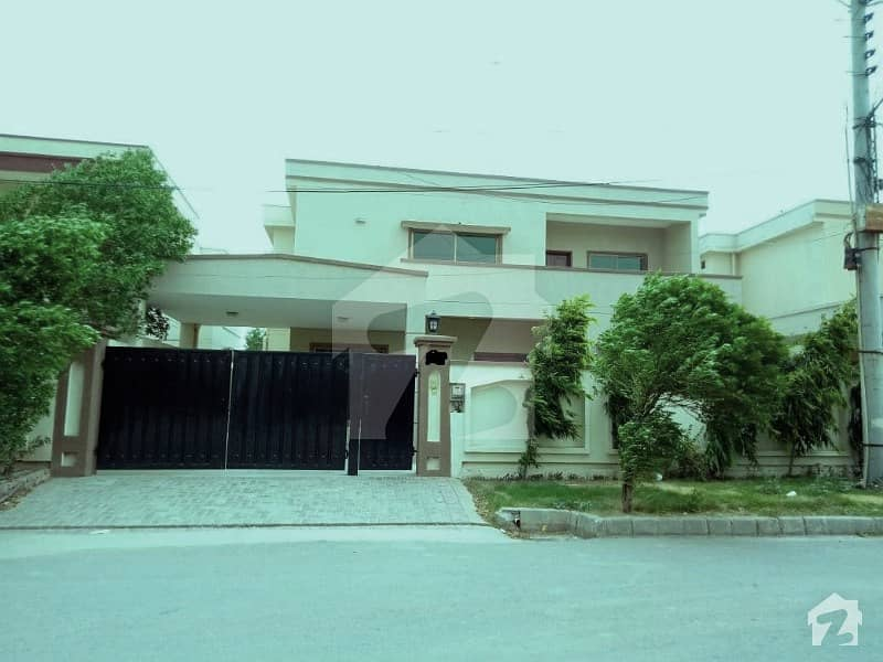One Kanal Ih House Facing Park For Rent In Paf Falcon Complex Gulberg III Lahore