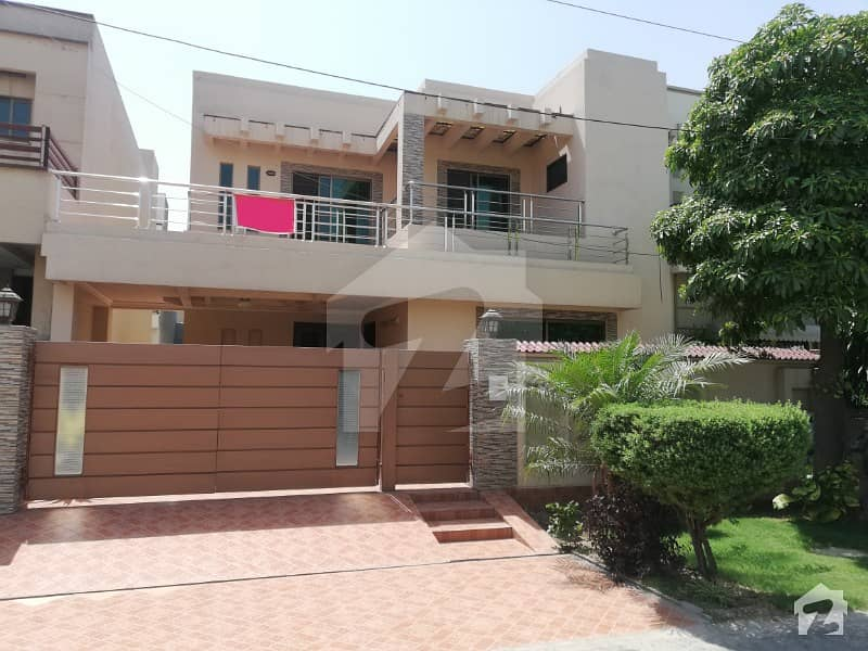 Leads Offers Brand New 10 Marla Bungalow Facing Park  In Dha Lahore