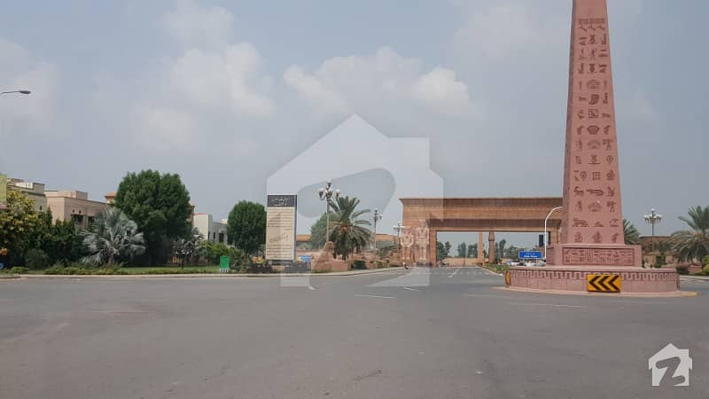 10 Marla Ideal Located Plot No 375 Is Available For Sale In Bahria Town Lahore