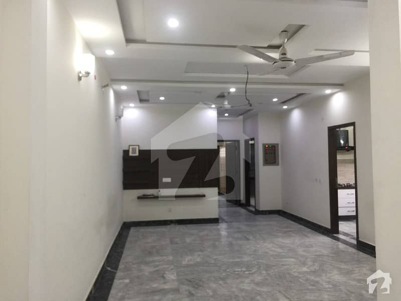 Brand New 10 Marla Lower Portion For Rent In State Life Housing Society Phase 1 Lahore