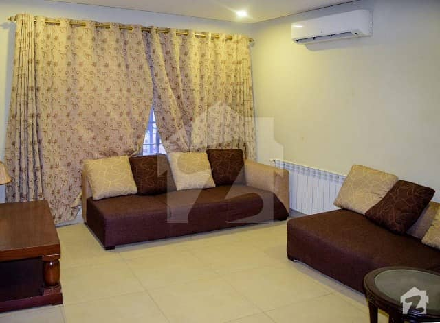 Furnished Apartment For Rent In Bahria Town Rawalpindi