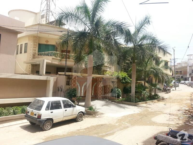 Ground +First floor Portion Leased Rental value 38000 thousand Living Between 400 Sq Yd Bungalows Peaceful Neighborhood Complete Resident area