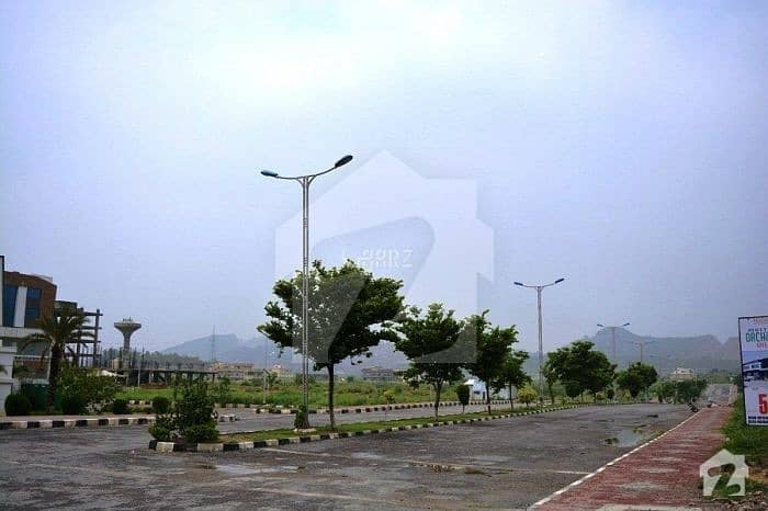 Mpchs Multi Gardens Cda Sector B-17 Islamabad Block D Plot For Sale