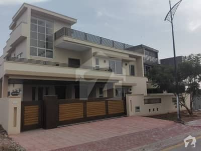 1. 2 Kanal 6 Bed Room Double Unit Brand New House Available For Sale In Bahria Enclave Islamabad Sector A