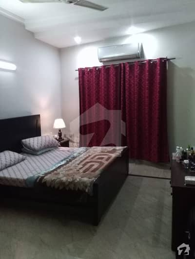 slightly used 5 marla lower portion is available for rent in DHA phase 5