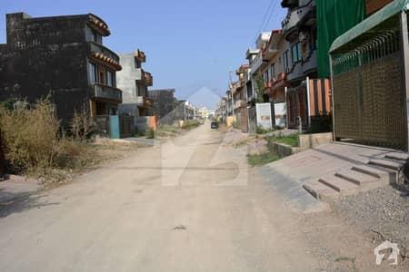 Mpchs Multi Gardens Cda Sector B-17 Islamabad Block E Plot For Sale