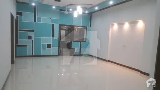 10  Marla Brand New Lower Portion Is For Rent In Wapda Town Housing Society Lahore N2 Block
