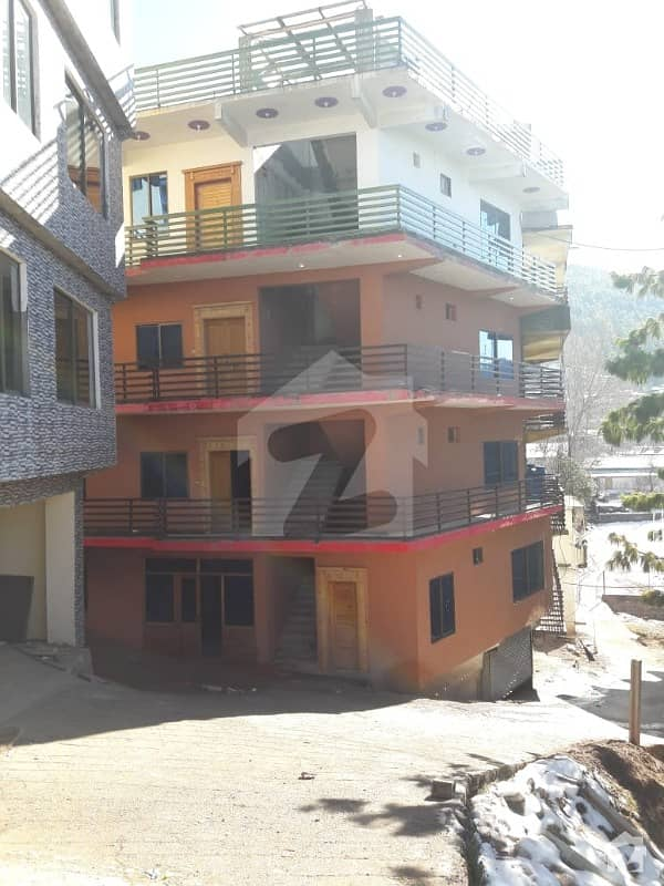 Fully Furnished Ground Floor Flat For Rent - Near To Pc Bhurban Murree