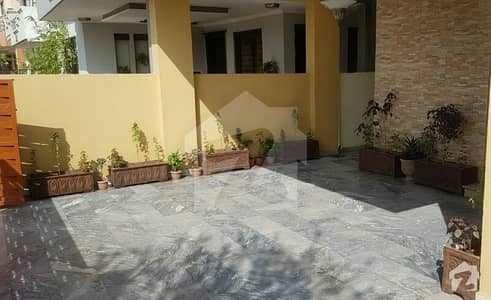 Full furnished house is available for rent.