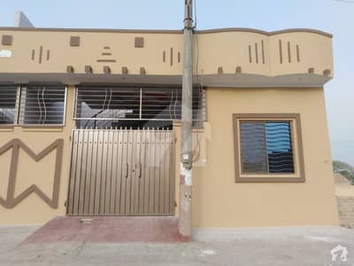 3 Marla Single Story House For Sale
