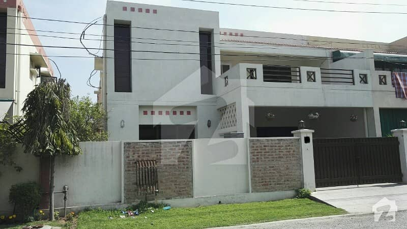 10 Marla 3 Bedroom House For Sale In Askari-9 Lahore Cantt