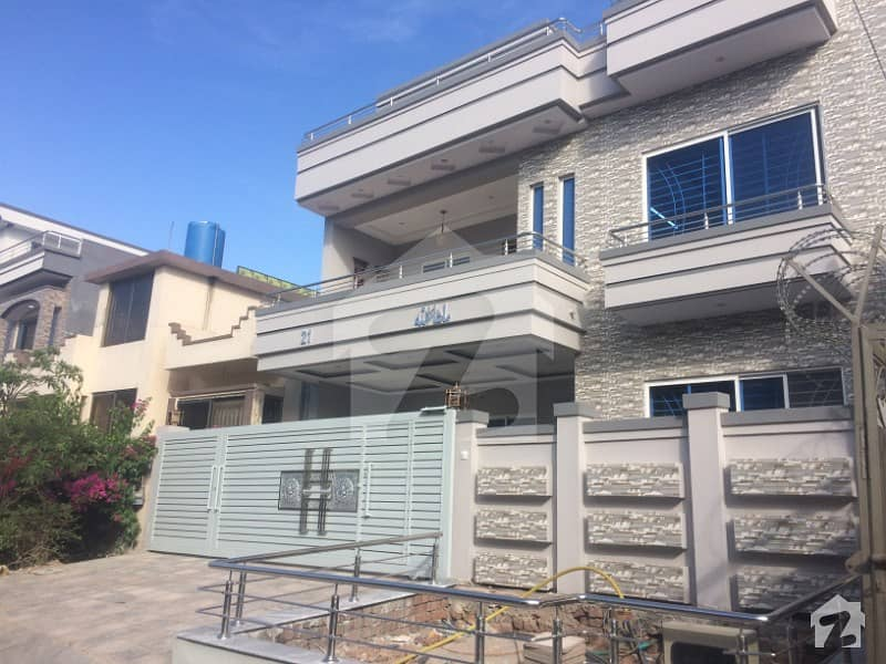 35x70 Double Storey Brand New House For Sale