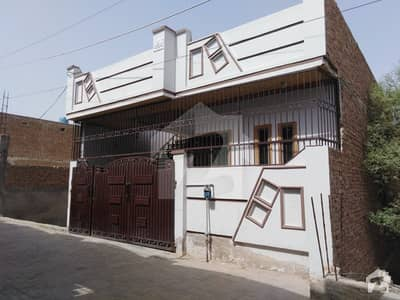 Single Storey House For Sale In Rehman Abad