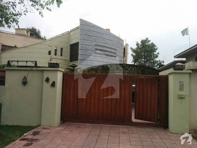 888 Yards Beautiful House For Rent In F-8 Islamabad