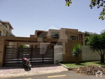 1000 Yards Brand New Outclass House For Rent In F-7 Islamabad