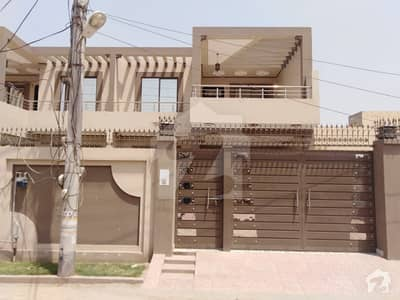 Double Storey House Is Available For Sale At Zakariya Town