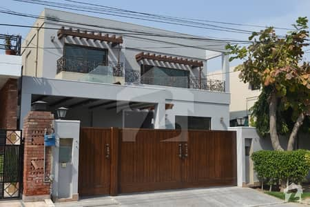 1 Kanal Beautiful House With Full Basement Available For Rent At Dha Phase 3