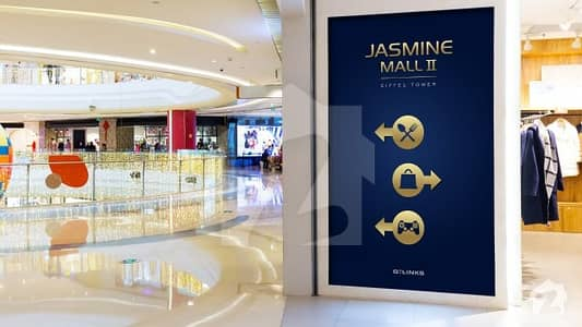 240 Sq Ft Shop Available For Sale On 3 Year Easy Installments In Jasmine Mall 2