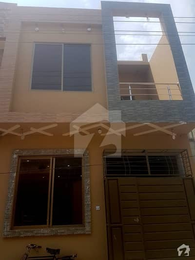 3 Marla Brand New House For Sale in Shershah Colony Raiwind Road Lahore