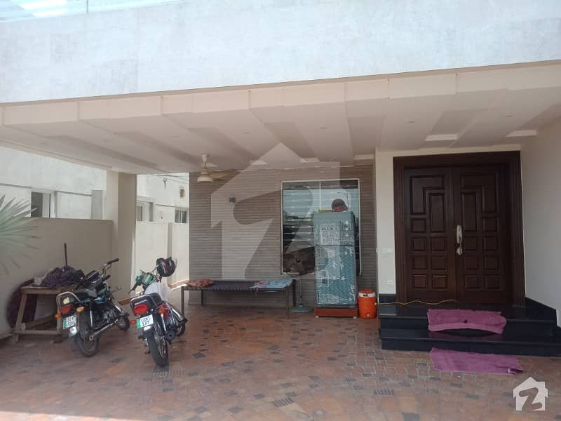 Defence - One Kanal Brand New House For Rent In Dha Lahore