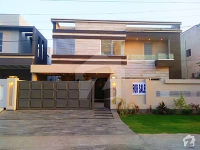 1 Kanal Brand New DHA Style Bungalow Built By Architect In State Life Society Phase 1