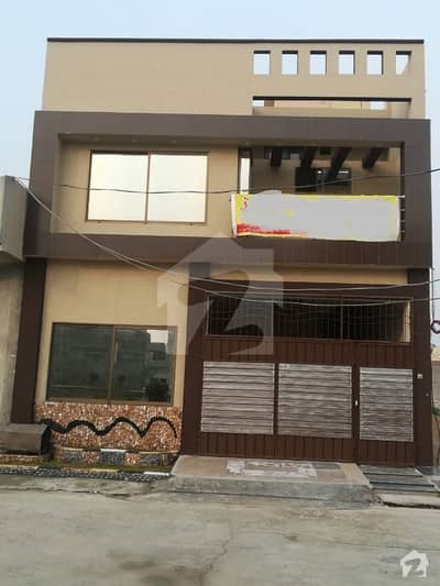 5 Marla Beautiful Brand New House For Sale Located at Ghous Garden Phase 4