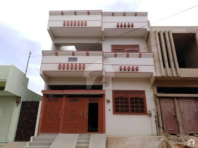 Double Storey House Is Available For Sale In Model Colony - Malir