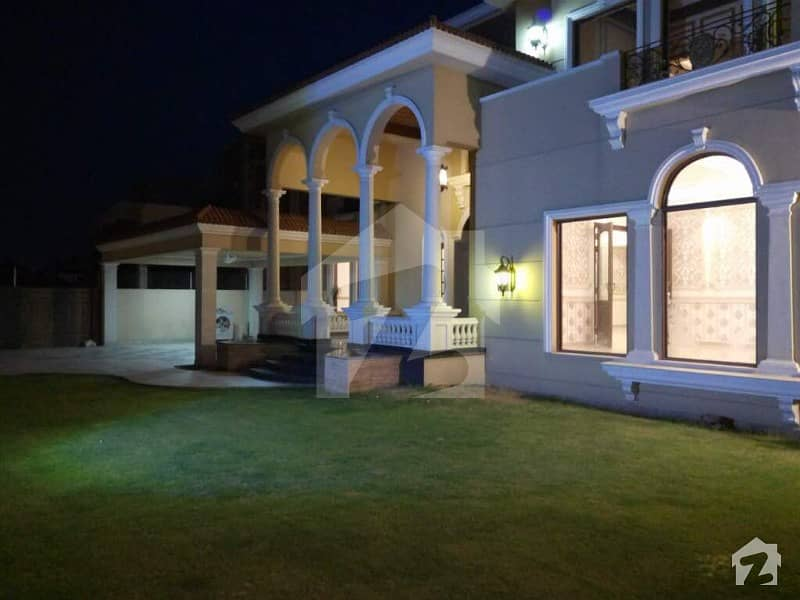 Dha Lahore Phase 8 One Kanal Brand New Spanish Villa Gated Society For Sale