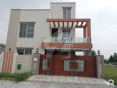 10 Marla House For Sale In Ghaznavi Block Bahria Town Lahore