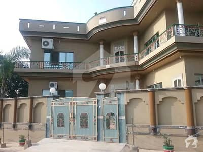 Bungalow In Chattar Islamabad For Sale