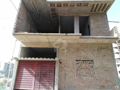 150 Sq. Yard Ground + 2 Floors House Is Up For Sale On Wadhu Wah Road