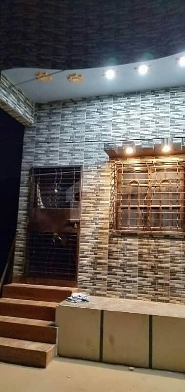 دامان کوہسار ہاؤسنگ سوسائٹی حیدر آباد میں 3 کمروں کا 5 مرلہ مکان 65 لاکھ میں برائے فروخت۔
