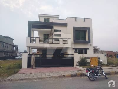 10 Marla Brand New Single Unit House in Overseas 6 Bahria Town Rawalpindi