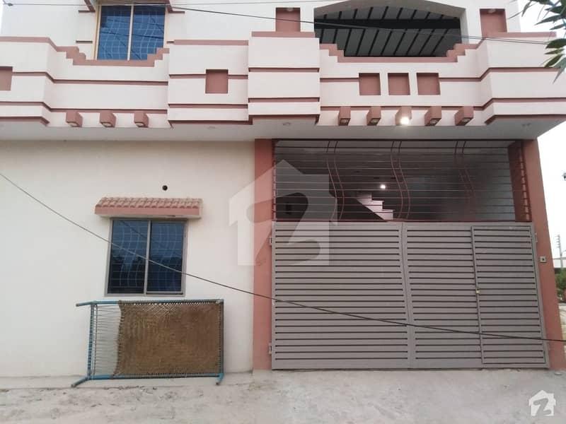 3. 5 Marla Corner Double Storey House For Rent