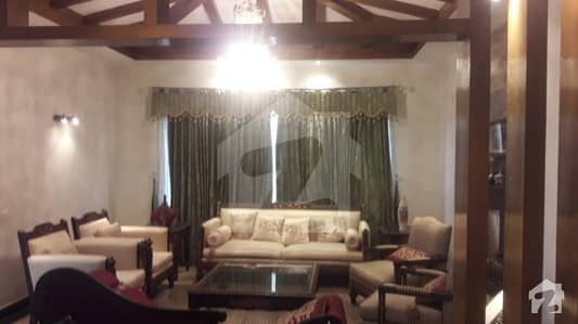 1 Kannal Full Furnished House For Rent in Phase 5 Ready to Move