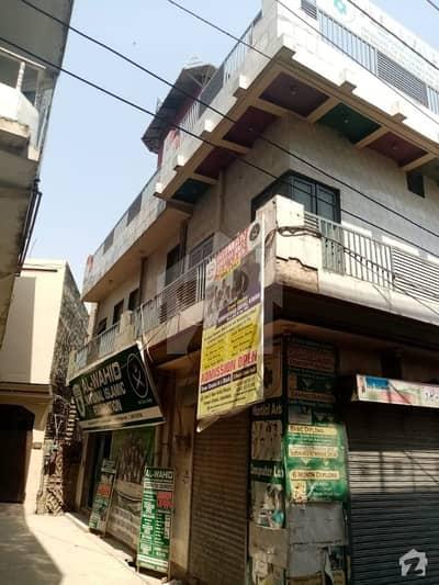 لہتاراڑ روڈ اسلام آباد میں 4 مرلہ عمارت 1.55 کروڑ میں برائے فروخت۔