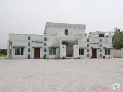 23 Kanal Luxurious farmhouses are available for sale Barki Road Lahore