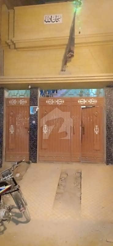 قاسم آباد فیز 2 قاسم آباد حیدر آباد میں 5 کمروں کا 5 مرلہ مکان 1 کروڑ میں برائے فروخت۔
