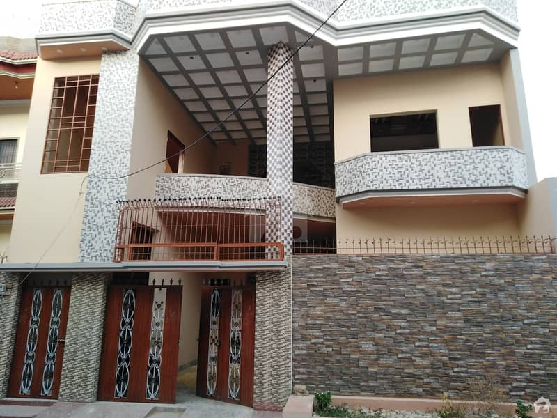 240 Sq Yard  Double Storey House For Sale