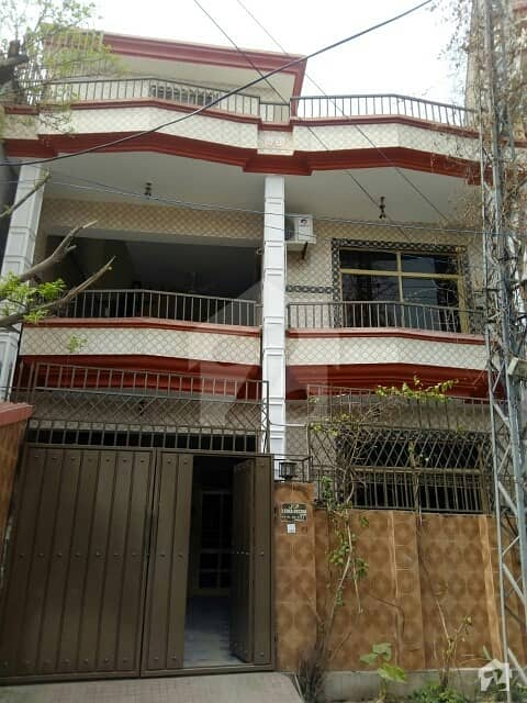 07 Marla House For Sale In Sadiqabad Rawalpindi