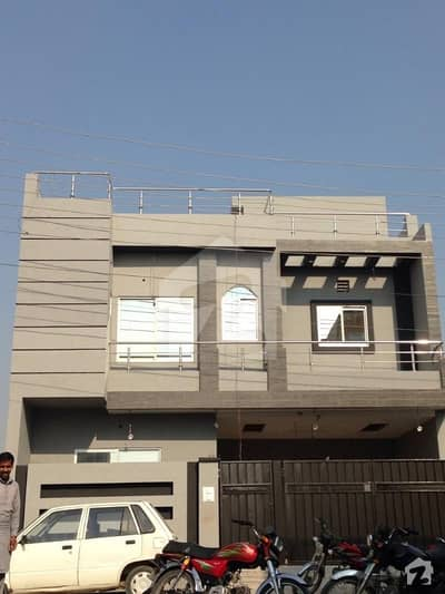 8 Marla House For Sale In Audit And Accounts