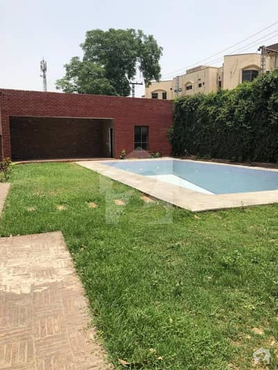 4 Kanal Luxury Vila Available For Rent  With Swimming Pool  Near Girja Chowk Cantt