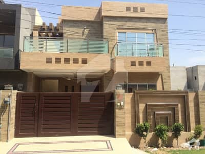 Leads Presenting Solid Construction Bungalow On Prime Location