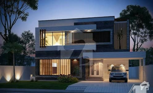 5 bed 25 marla brand new house for sale