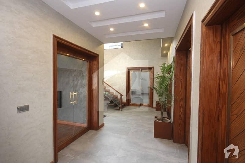 ڈی ایچ اے فیز 6 ڈیفنس (ڈی ایچ اے) لاہور میں 5 کمروں کا 1 کنال مکان 4.44 کروڑ میں برائے فروخت۔