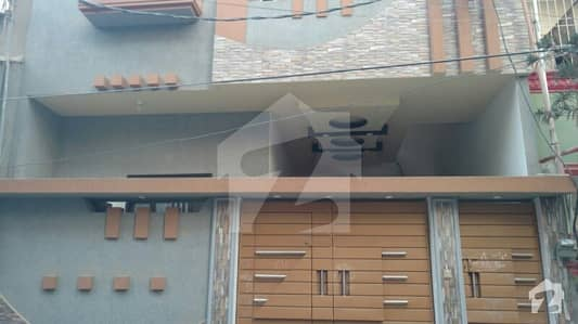 New House Ground Plus 1 Prime Location 36 Feet Road North Karachi Sector 8