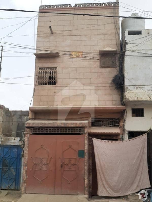 House For Sale At Korangi Road
