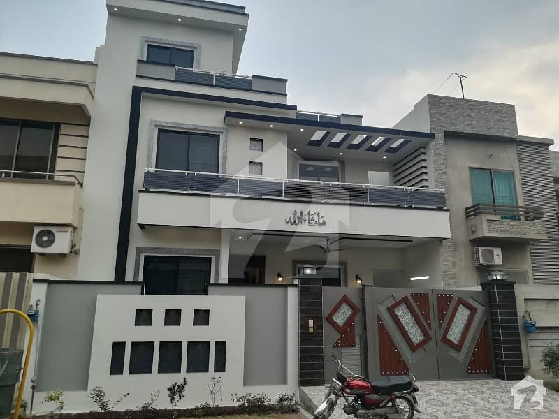 10 Marla House No 41 Is Available For Sale  Sector 4