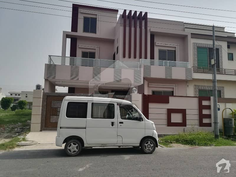 10 Marla House No 316 Is Available For Sale  Sector 4